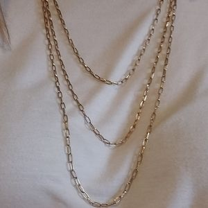 Gold Toned Necklace